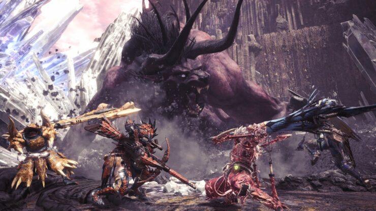 Monster Hunter World Overlay Mod