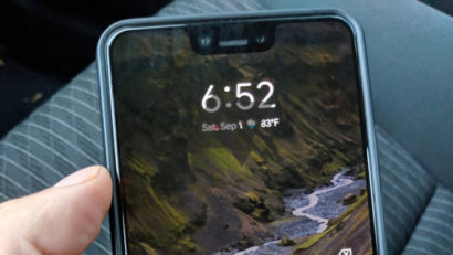 Pixel 3 XL + Lyft ride = Another Pixel 3 XL leak