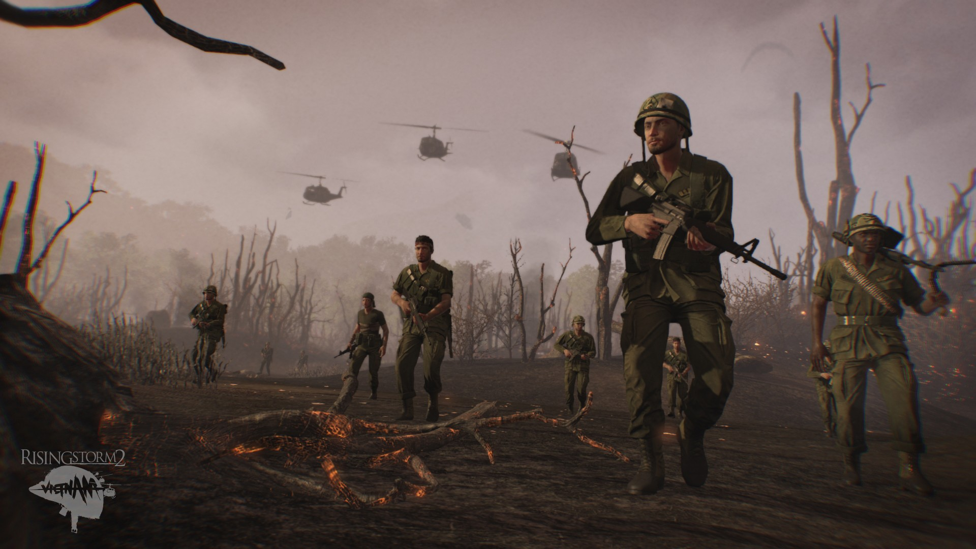 rising storm 2: vietnam gets multiplayer campaign mode where you can