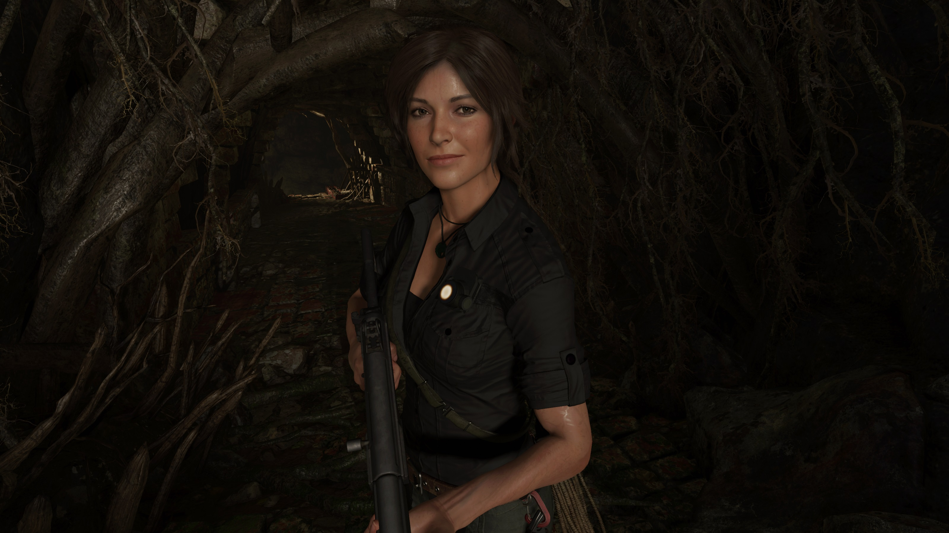 Pc Shadow Of The Tomb Raider Mod Adds One New Adventurer Outfit