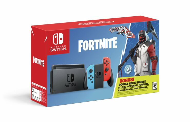 switch fortnite bundle