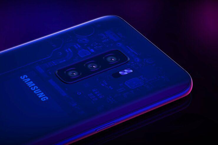 Galaxy S10 4 models incoming