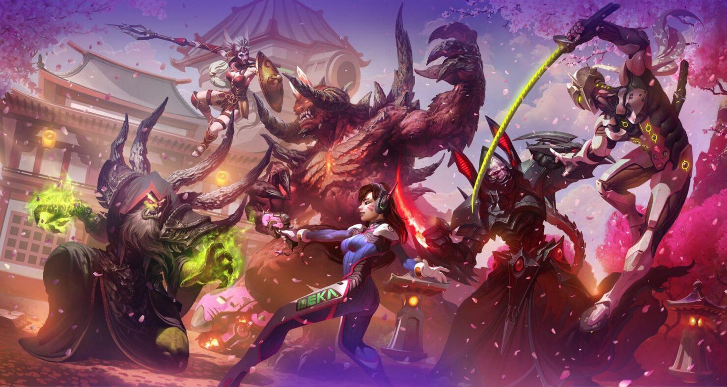 unannounced Blizzard Project