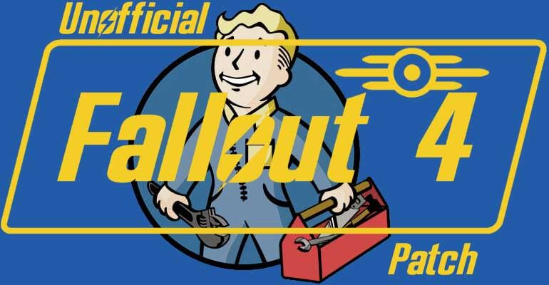 Unofficial Fallout 4 Patch Receives New Version That
