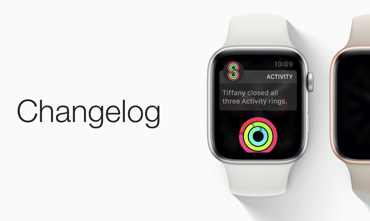 What's New in watchOS 5 for Apple Watch [Changelog]
