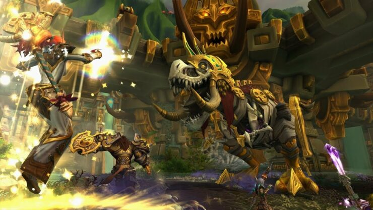 wow battle for azeroth patch 8.1