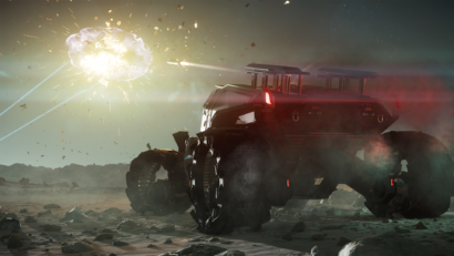 Star Citizen developer shows off its star-studded Squadron 42 campaign