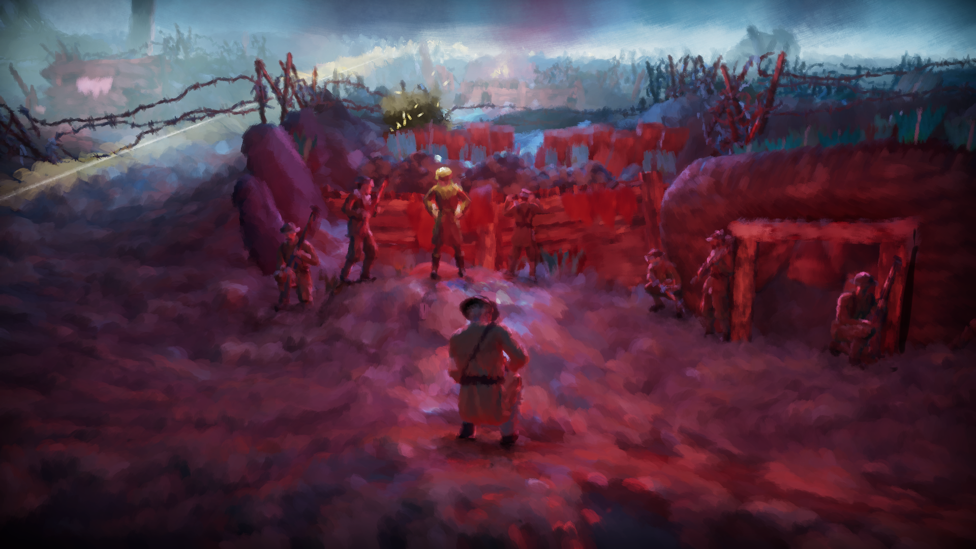 11-11: Memories Retold Review - Artsy and Unforgettable