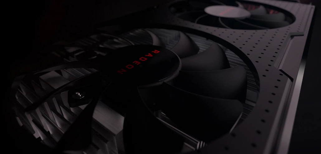 AMD Radeon RX 590 Graphics Card