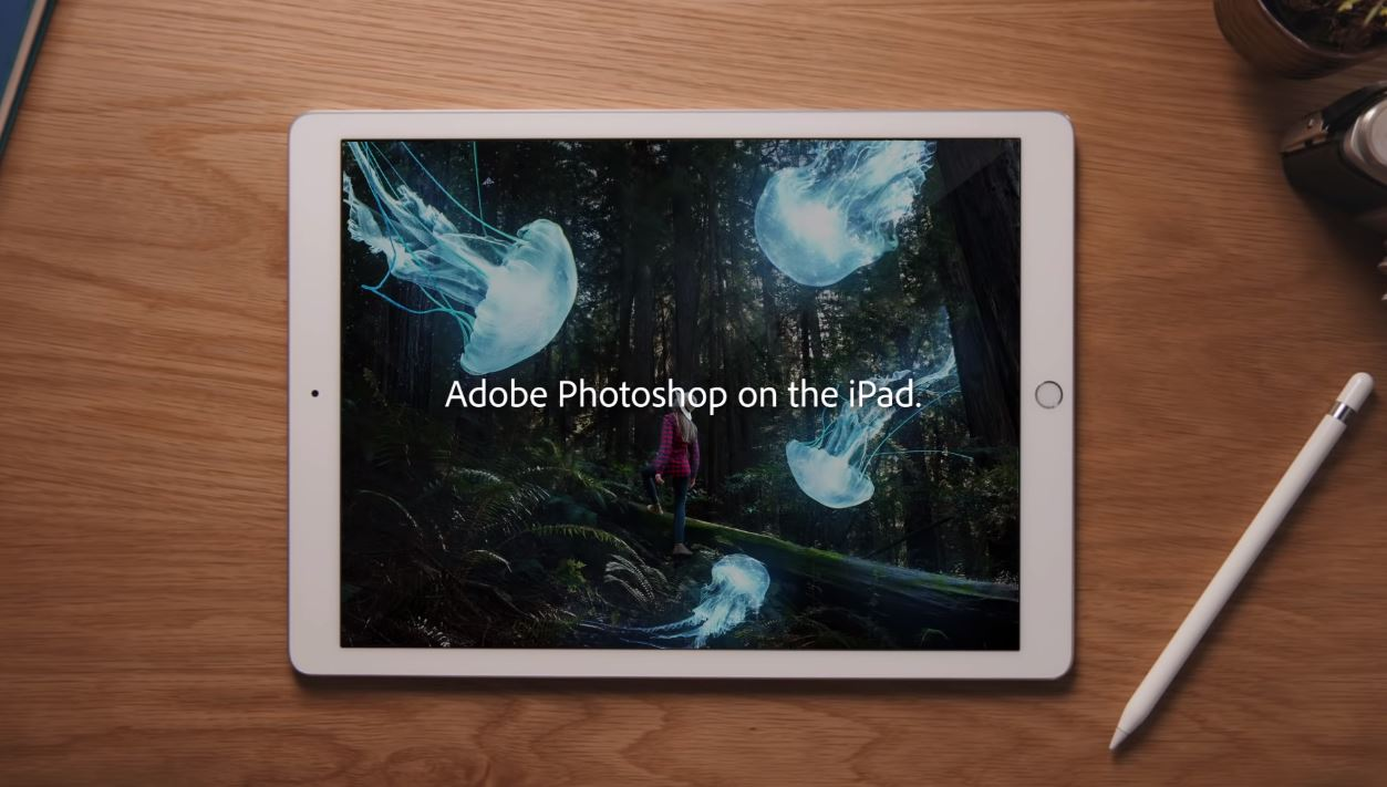 A Full-Fledged Version Of Photoshop CC Is Coming To The iPad