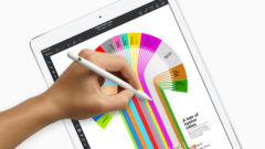 Apple Pencil 2 simple design gestures support