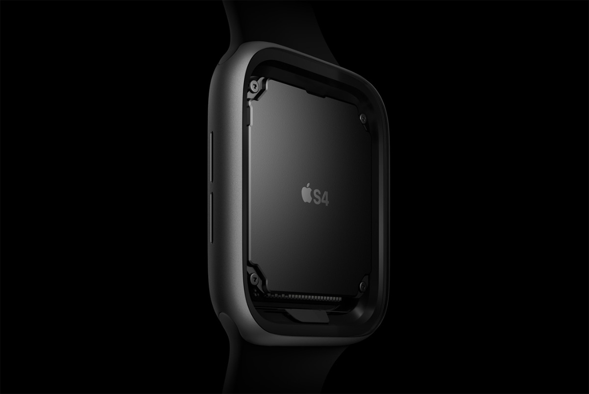 new concept 64f1d 71e40 Apple Watch Series 4 Is as Fast as the iPhone 6s, but Only Under ...