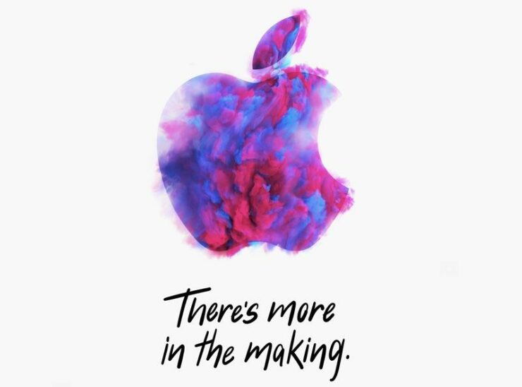 Apple Announces iPad Pro And Mac Event For October 30