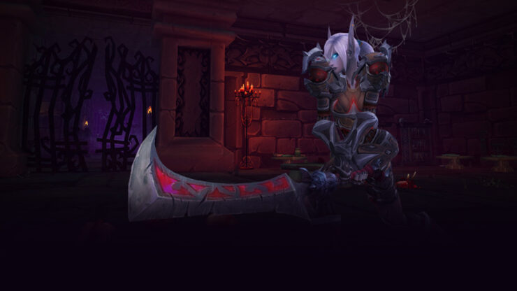 Battle for Azeroth Patch 8.1 Death Knight PvP Changes