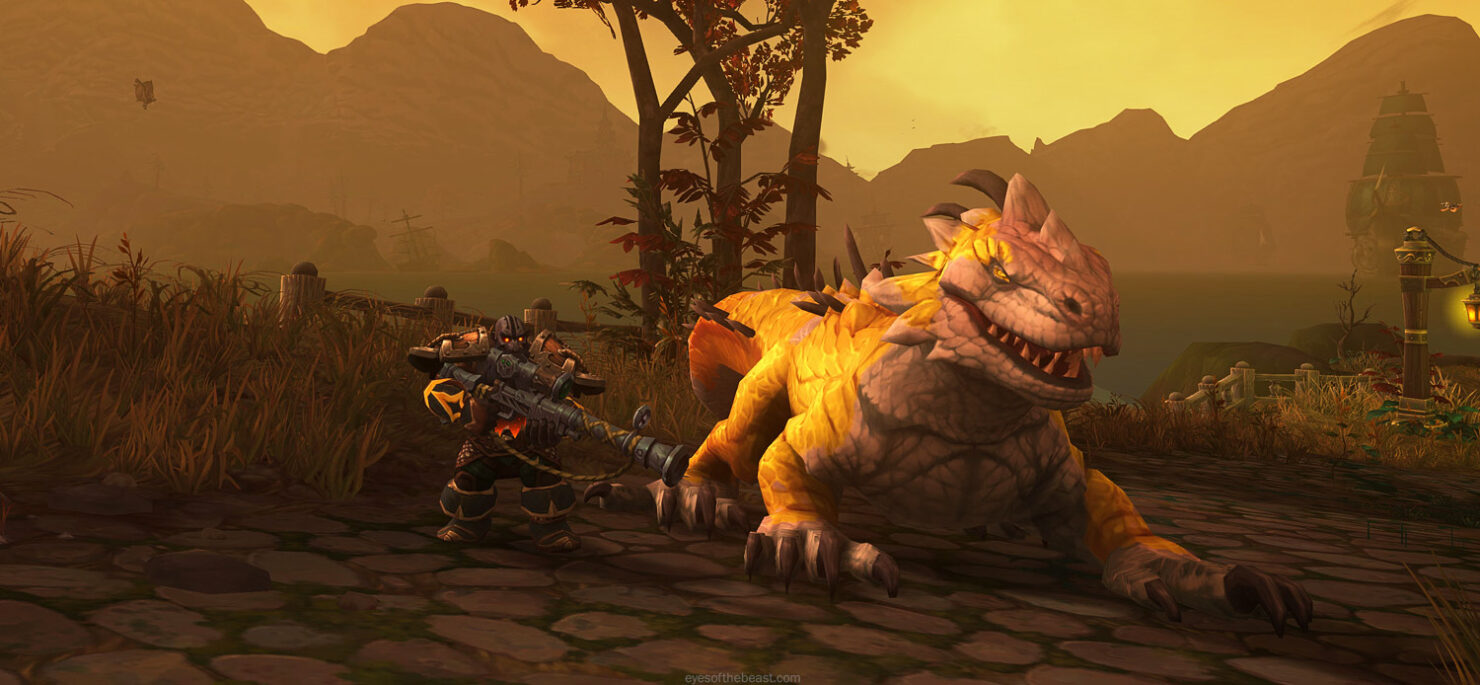 Battle for Azeroth patch 8.1