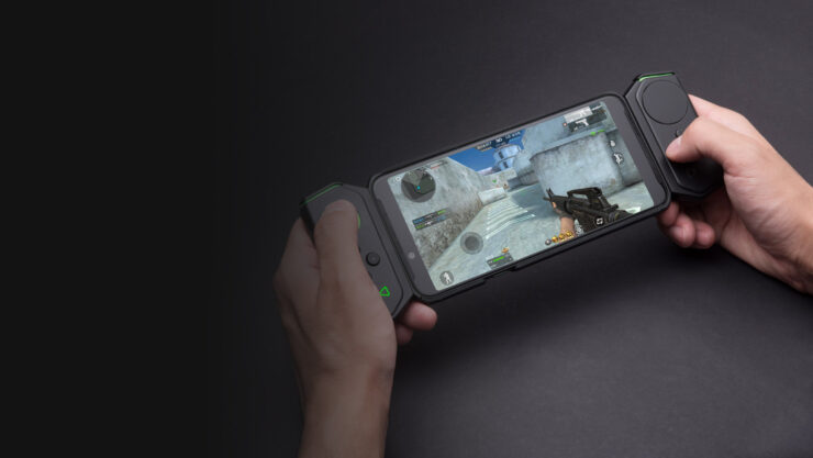 Xiaomi Black Shark Helo 10GB RAM gaming smartphone official