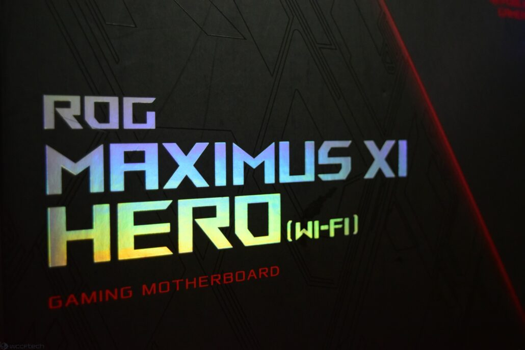 ASUS ROG Maximus XI HERO & ROG STRIX Z390-E Gaming Review