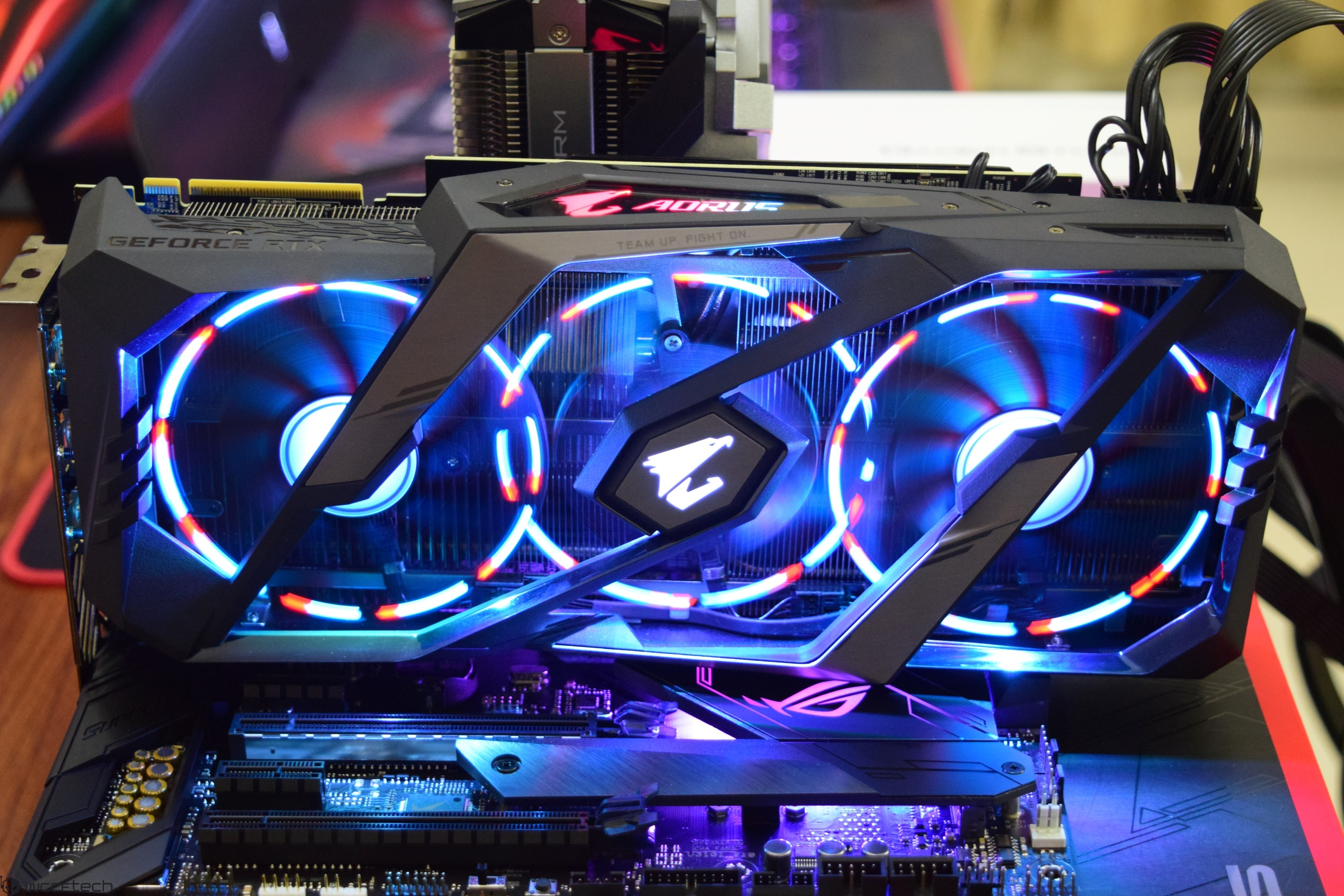 Aorus Geforce Rtx 2080 Xtreme 8 Gb Graphics Card Review