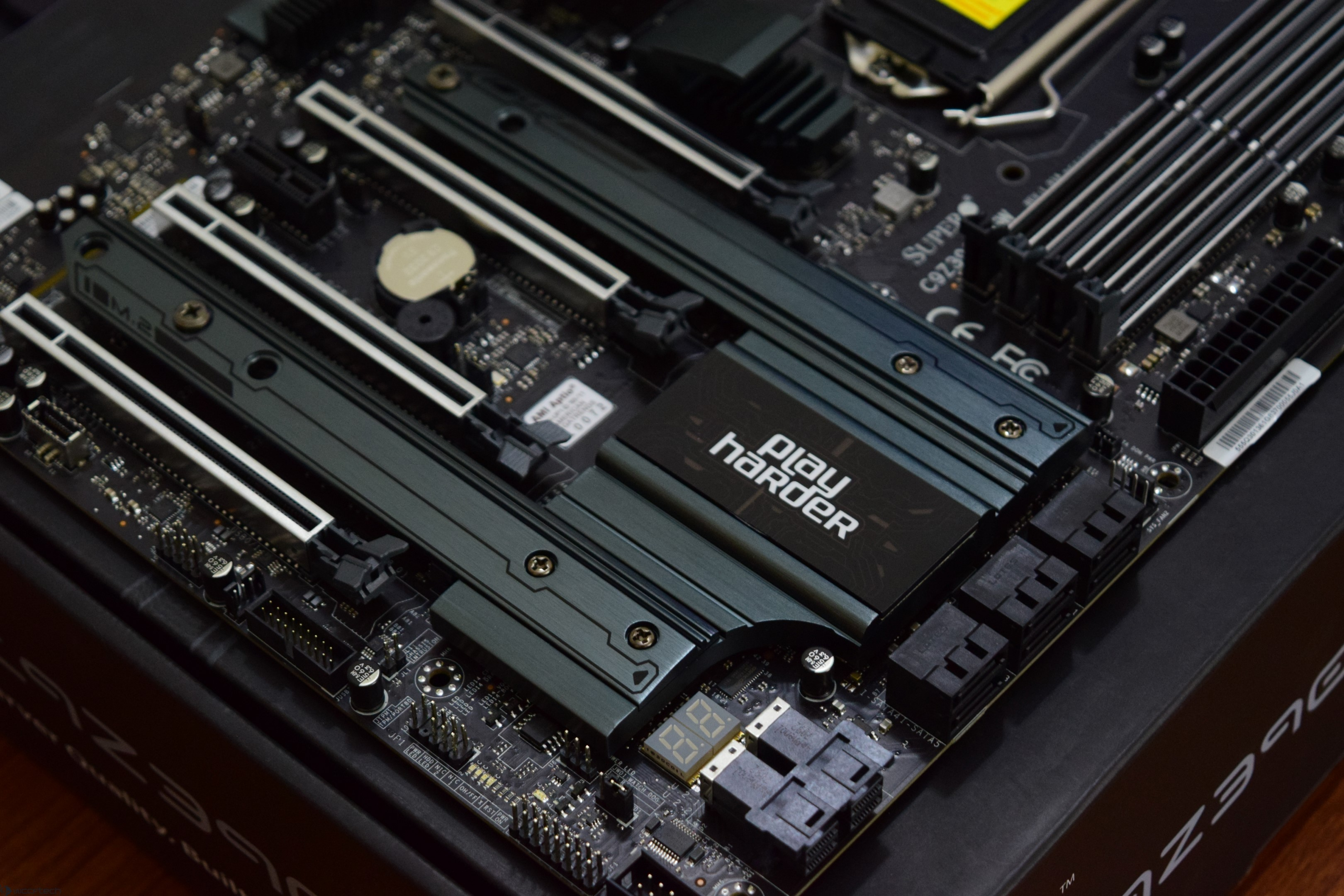SuperO C9Z390-PGW Motherboard Review – Server Level Design & More
