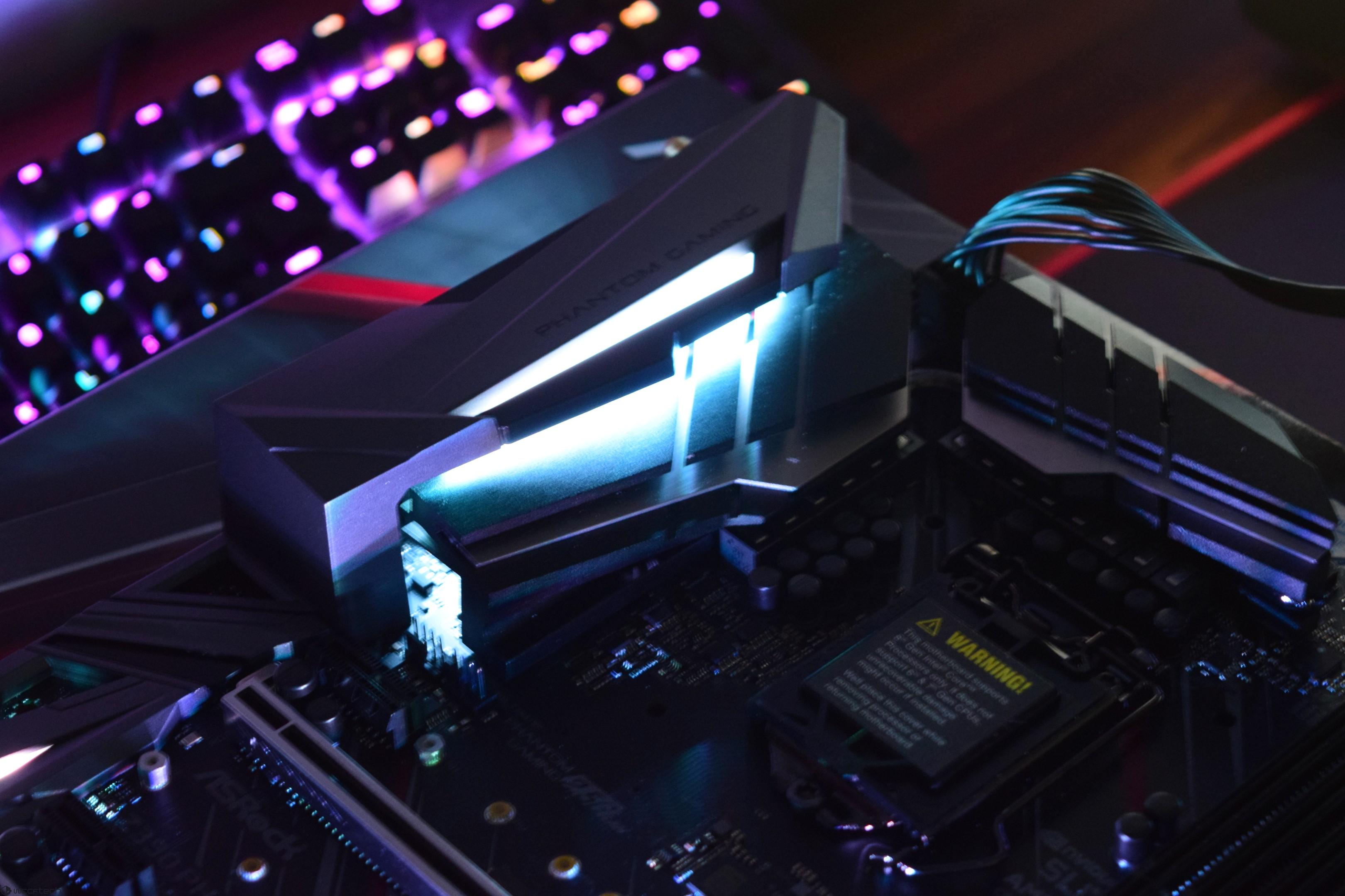 ASRock Z390 Phantom Gaming 9 Motherboard Review – Phantom Gaming