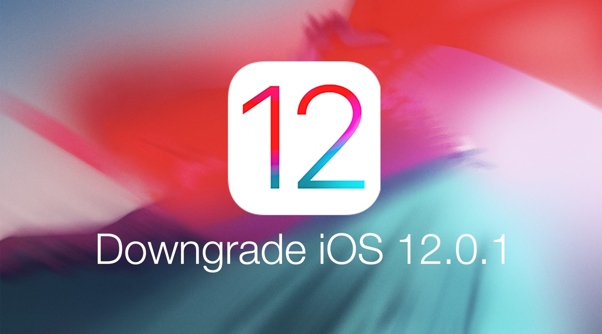 How To Downgrade Ios 1201 12 Tutorial 1 0