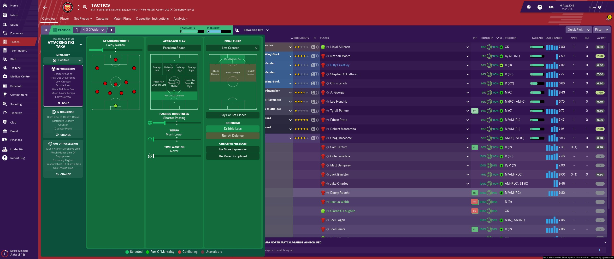 Football Manager 2019 Review - The Ballon d'Or of Games