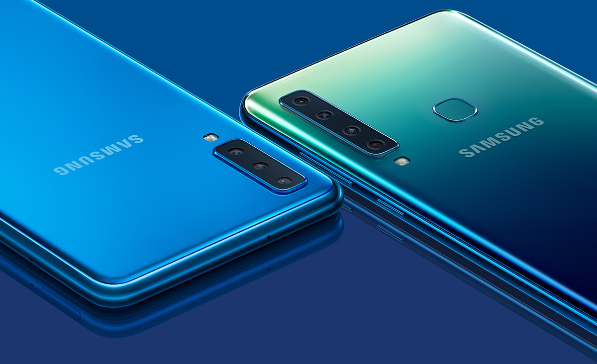 Samsung Galaxy A9 quad camera official specs features availability