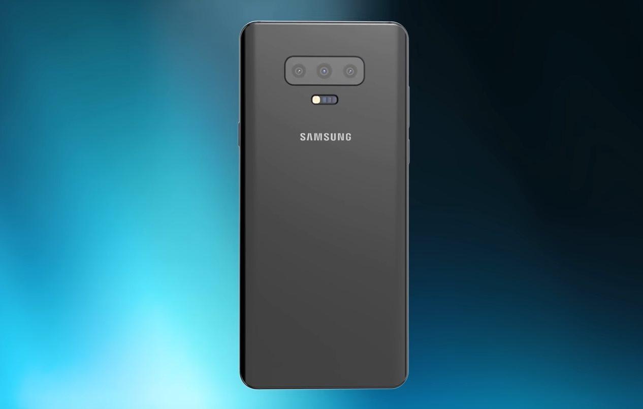 c4edfcd04ae Samsung Galaxy S10 X Model Shows up in Specs Leak - Reveals 5G Modem ...