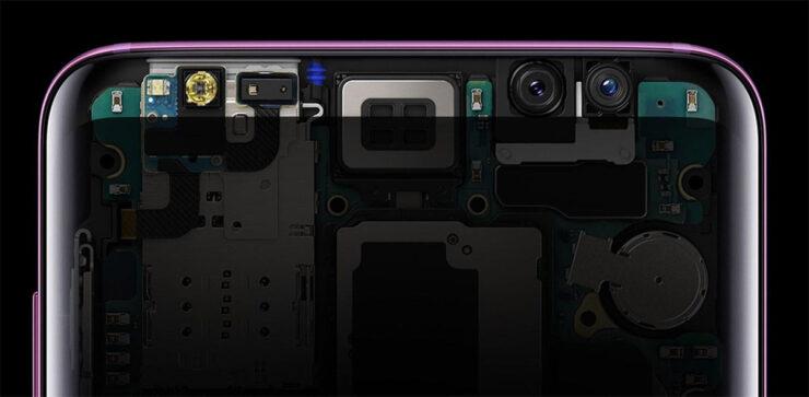 Galaxy S10 cheapest model 64GB storage