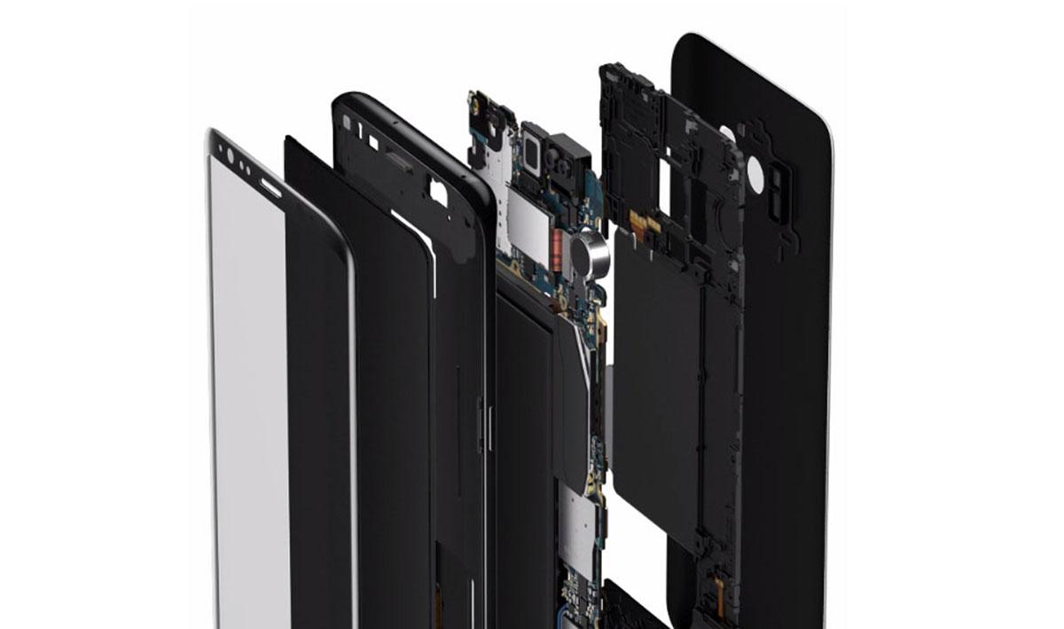 Galaxy S10 Exynos variants SLP circuit boards
