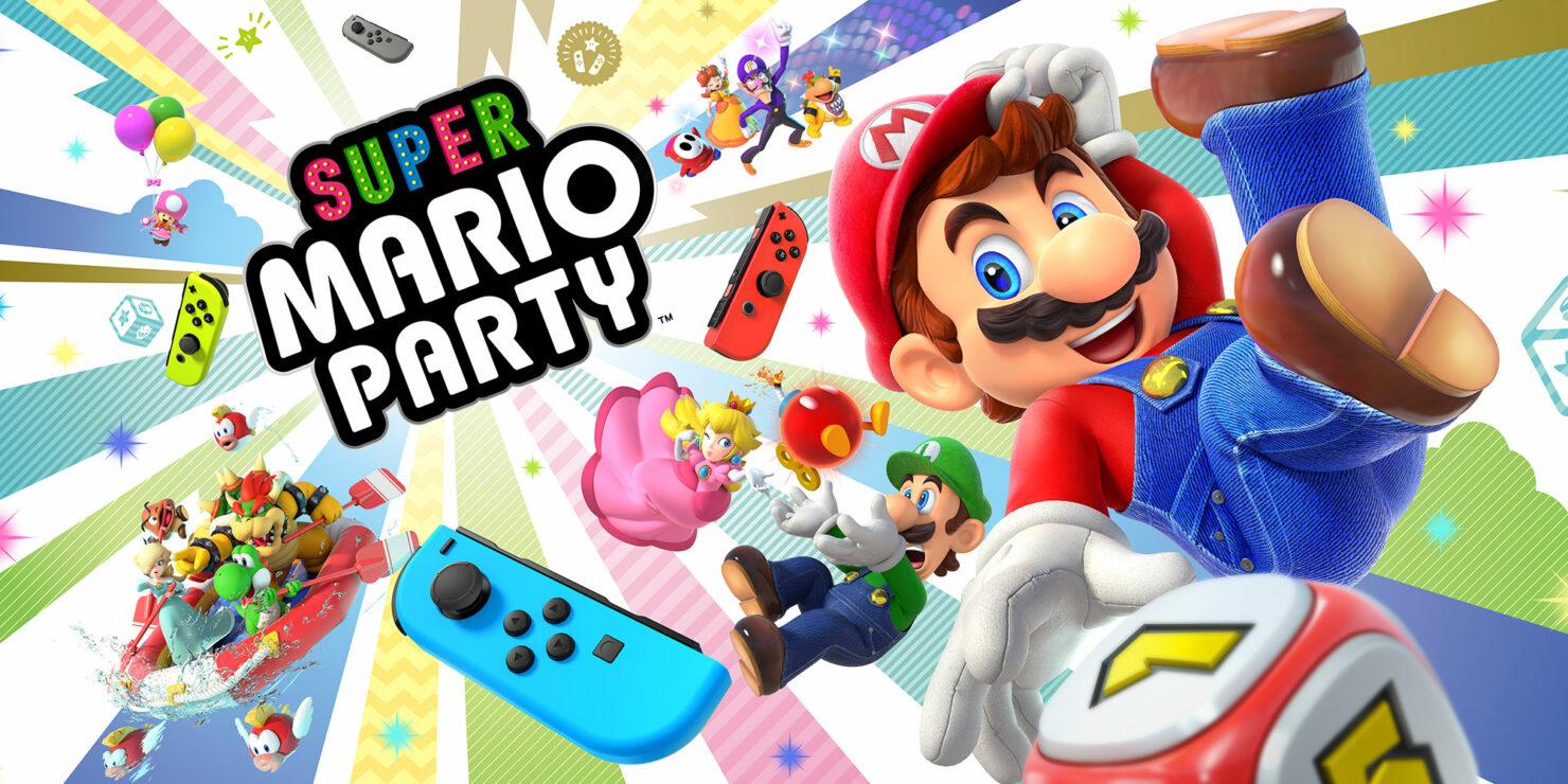 Super Mario Party Patch 1.01