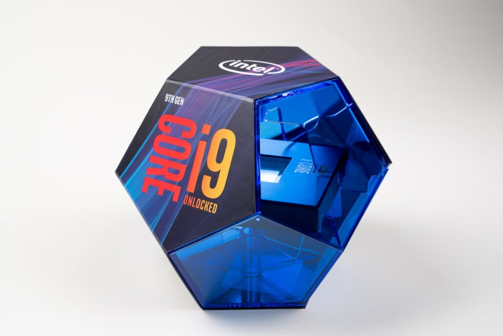 Intel Core i9-9900KS CPU