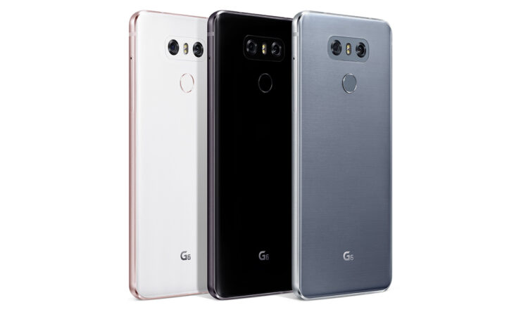 LG G6 unbelievable $250 discount