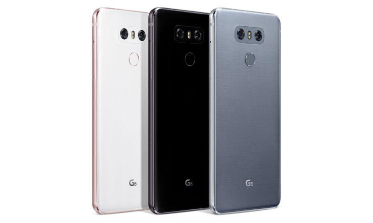 LG G6 unbelievable $250 discount