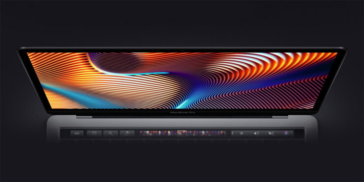 MacBook Pro 2018 models refurbished store