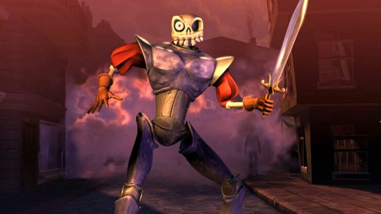 MediEvil 2 Remake