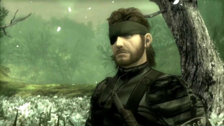 Metal Gear Solid 2 HD