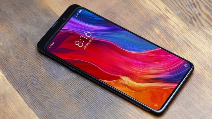 how to use fingerprint xiaomi mix