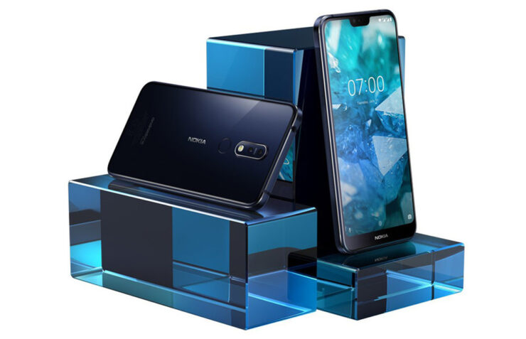 Nokia 7.1 Brings HDR10 Display, Impressive Specifications and an Android One Experience in an Affordable Package