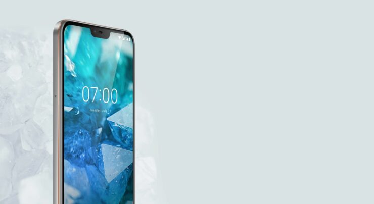 Nokia 7.1 Plus Snapdragon 710 leak