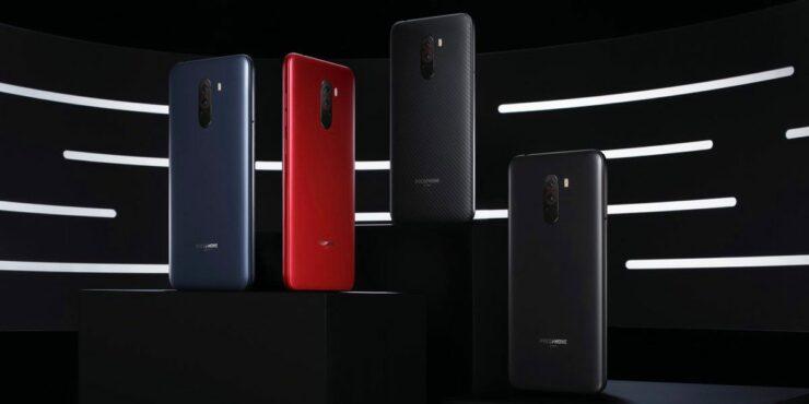 Xiaomi POCOPHONE F1 preorder B & H