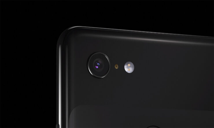 Google Pixel 3 single primary camera explained