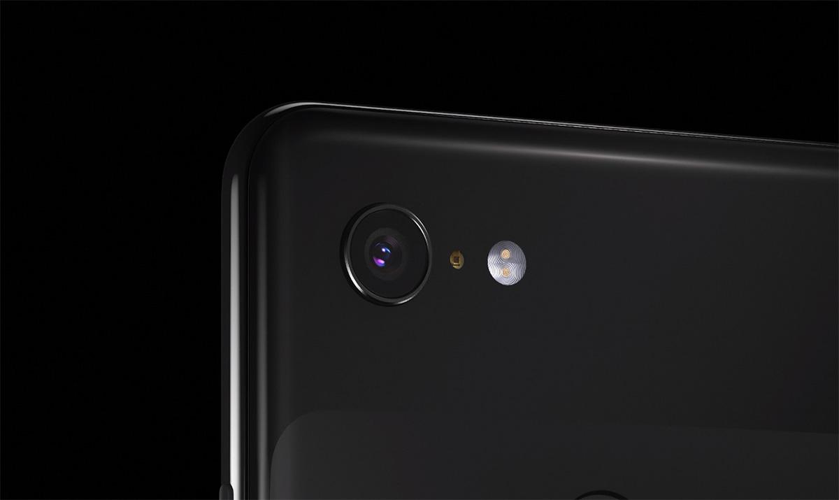 Google Pixel 3 single primary camera explained