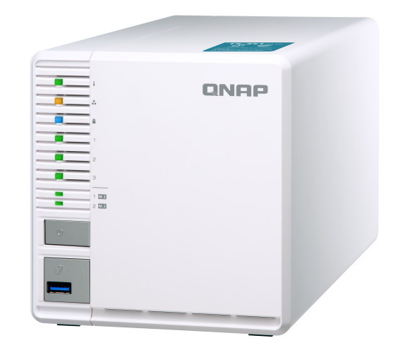 QNAP Introduces New TS-351 3-bay Home NAS