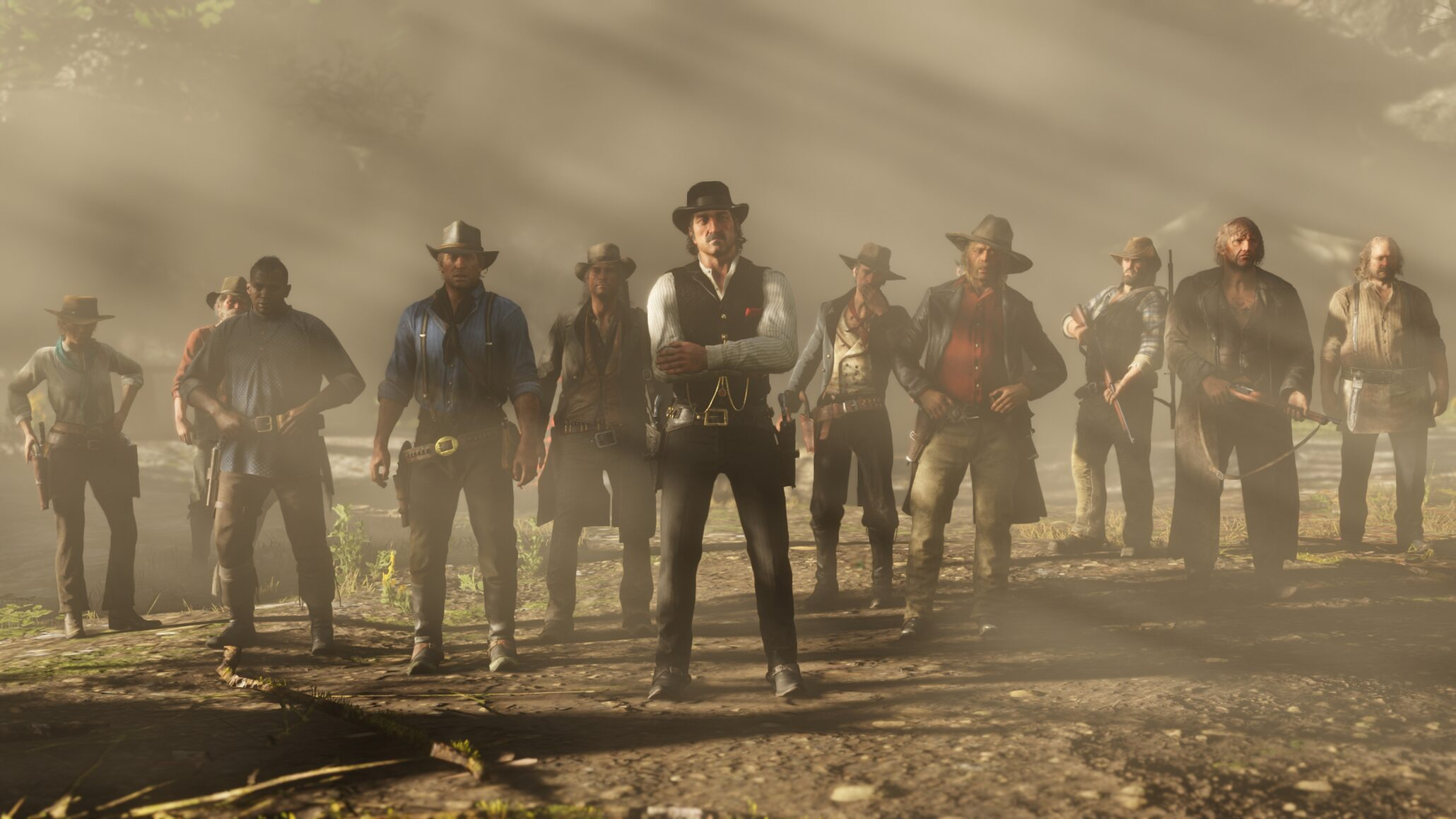 Red Dead Redemption 2 PC Settings Found In The Game's Files