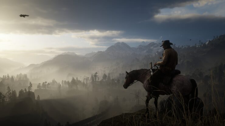 Red Dead Redemption 2 PC Video