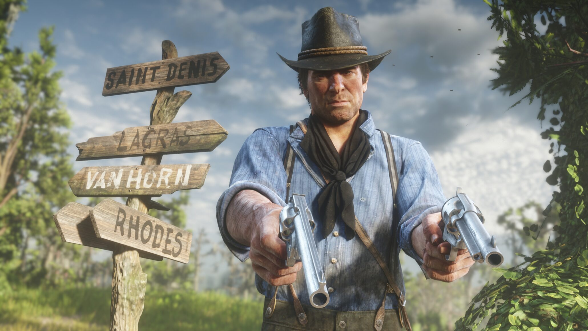 Red Dead Redemption 2 PC Looks More Likely After Strings and