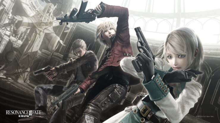 Resonance of Fate: