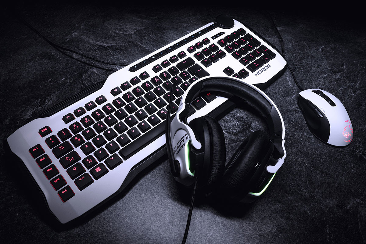 7b014e4495c Roccat Announces Kone Pure Owl-Eye and Khan AIMO in White