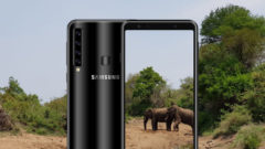 Galaxy A9ss quadruple camera specifications leaked